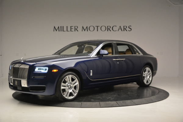 Used 2016 Rolls-Royce Ghost EWB for sale Sold at Bentley Greenwich in Greenwich CT 06830 2
