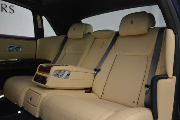 Used 2016 Rolls-Royce Ghost EWB for sale Sold at Bentley Greenwich in Greenwich CT 06830 26