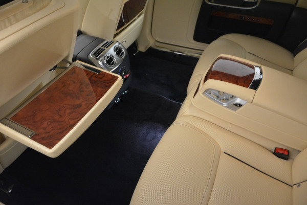 Used 2016 Rolls-Royce Ghost EWB for sale Sold at Bentley Greenwich in Greenwich CT 06830 28