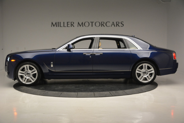 Used 2016 Rolls-Royce Ghost EWB for sale Sold at Bentley Greenwich in Greenwich CT 06830 3