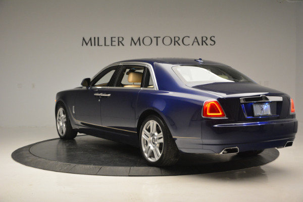 Used 2016 Rolls-Royce Ghost EWB for sale Sold at Bentley Greenwich in Greenwich CT 06830 5