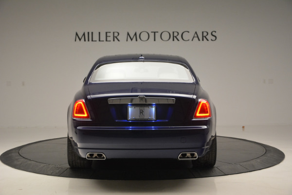 Used 2016 Rolls-Royce Ghost EWB for sale Sold at Bentley Greenwich in Greenwich CT 06830 6