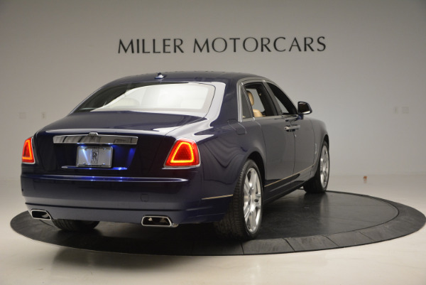 Used 2016 Rolls-Royce Ghost EWB for sale Sold at Bentley Greenwich in Greenwich CT 06830 7