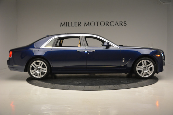 Used 2016 Rolls-Royce Ghost EWB for sale Sold at Bentley Greenwich in Greenwich CT 06830 9