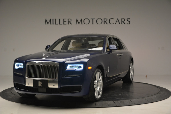 Used 2016 Rolls-Royce Ghost EWB for sale Sold at Bentley Greenwich in Greenwich CT 06830 1