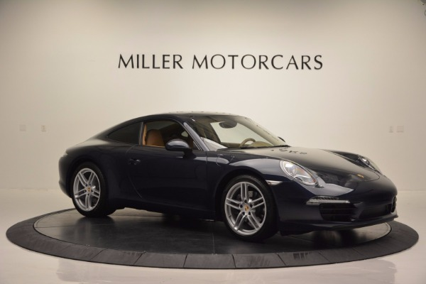 Used 2014 Porsche 911 Carrera for sale Sold at Bentley Greenwich in Greenwich CT 06830 10