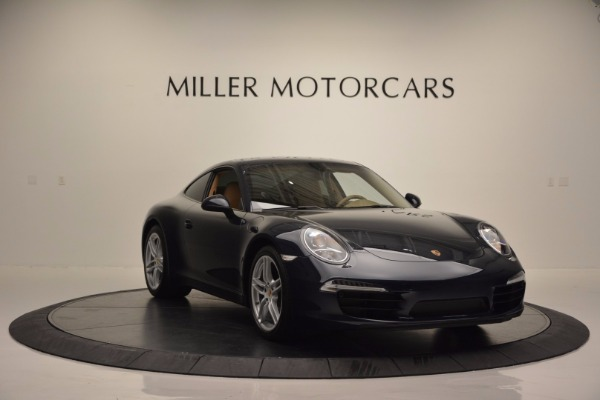 Used 2014 Porsche 911 Carrera for sale Sold at Bentley Greenwich in Greenwich CT 06830 11