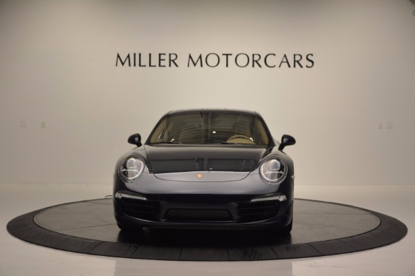 Used 2014 Porsche 911 Carrera for sale Sold at Bentley Greenwich in Greenwich CT 06830 12
