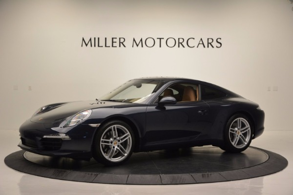 Used 2014 Porsche 911 Carrera for sale Sold at Bentley Greenwich in Greenwich CT 06830 2