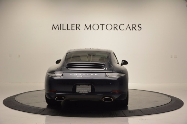 Used 2014 Porsche 911 Carrera for sale Sold at Bentley Greenwich in Greenwich CT 06830 6