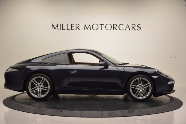 Used 2014 Porsche 911 Carrera for sale Sold at Bentley Greenwich in Greenwich CT 06830 9