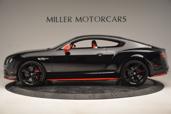 New 2017 Bentley Continental GT Speed for sale Sold at Bentley Greenwich in Greenwich CT 06830 3
