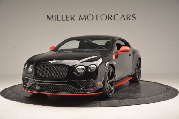 New 2017 Bentley Continental GT Speed for sale Sold at Bentley Greenwich in Greenwich CT 06830 1