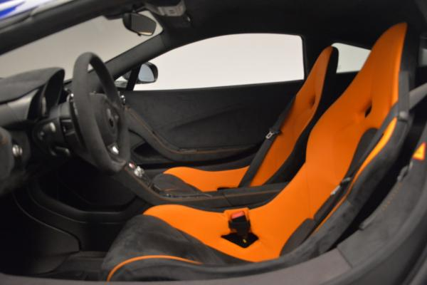 Used 2016 McLaren 675LT Coupe for sale $235,900 at Bentley Greenwich in Greenwich CT 06830 15