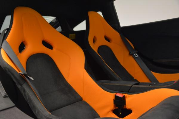 Used 2016 McLaren 675LT Coupe for sale $235,900 at Bentley Greenwich in Greenwich CT 06830 19