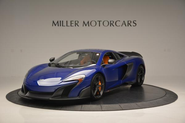 Used 2016 McLaren 675LT Coupe for sale $235,900 at Bentley Greenwich in Greenwich CT 06830 2