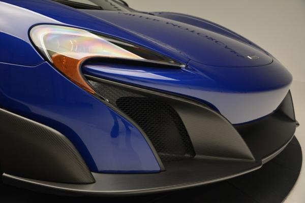 Used 2016 McLaren 675LT Coupe for sale $235,900 at Bentley Greenwich in Greenwich CT 06830 21