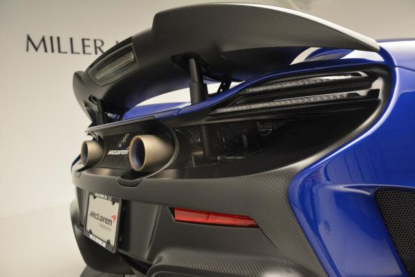 Used 2016 McLaren 675LT Coupe for sale $235,900 at Bentley Greenwich in Greenwich CT 06830 25