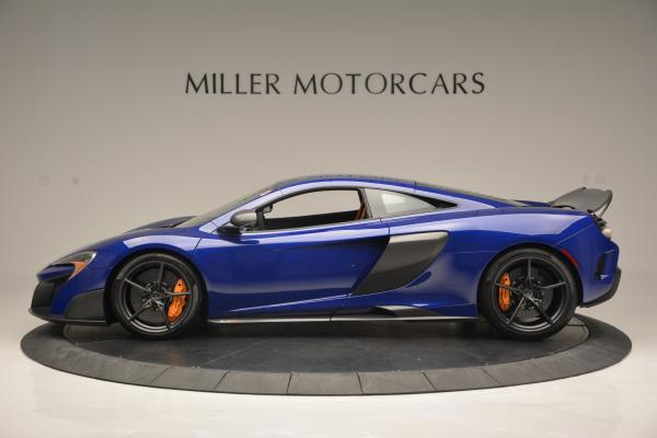 Used 2016 McLaren 675LT Coupe for sale $235,900 at Bentley Greenwich in Greenwich CT 06830 3