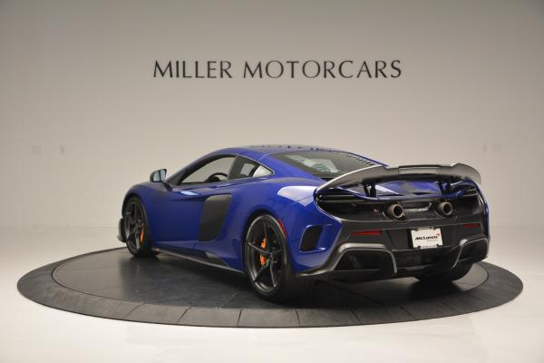 Used 2016 McLaren 675LT Coupe for sale $235,900 at Bentley Greenwich in Greenwich CT 06830 5