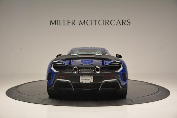 Used 2016 McLaren 675LT Coupe for sale $235,900 at Bentley Greenwich in Greenwich CT 06830 6