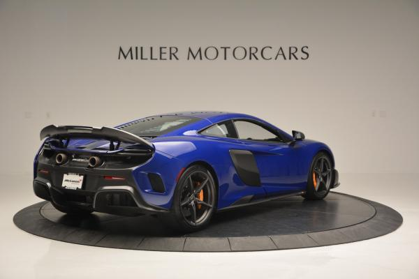 Used 2016 McLaren 675LT Coupe for sale $235,900 at Bentley Greenwich in Greenwich CT 06830 7