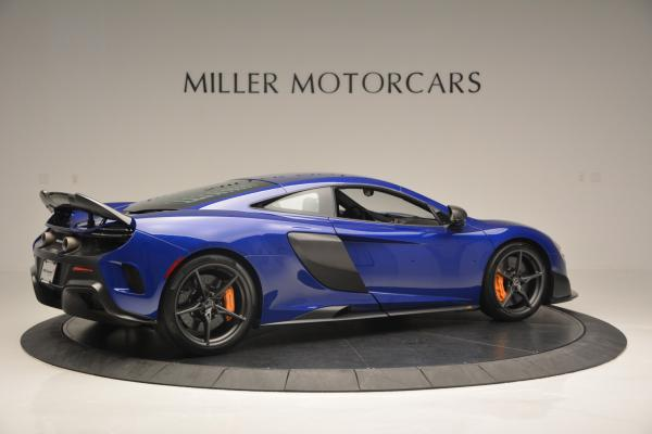 Used 2016 McLaren 675LT Coupe for sale $235,900 at Bentley Greenwich in Greenwich CT 06830 8