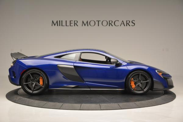 Used 2016 McLaren 675LT Coupe for sale $235,900 at Bentley Greenwich in Greenwich CT 06830 9