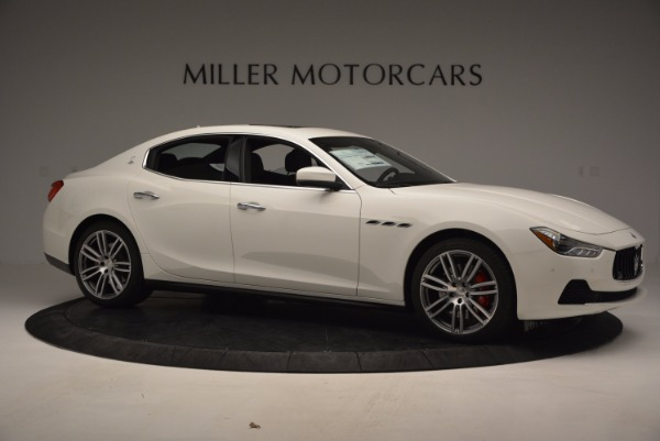 New 2017 Maserati Ghibli for sale Sold at Bentley Greenwich in Greenwich CT 06830 10