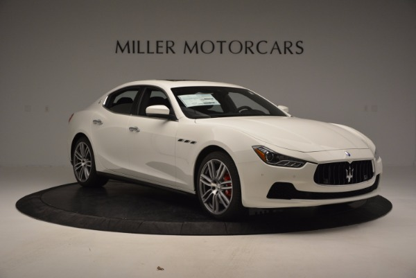 New 2017 Maserati Ghibli for sale Sold at Bentley Greenwich in Greenwich CT 06830 11