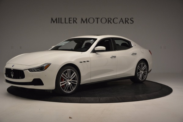 New 2017 Maserati Ghibli for sale Sold at Bentley Greenwich in Greenwich CT 06830 2