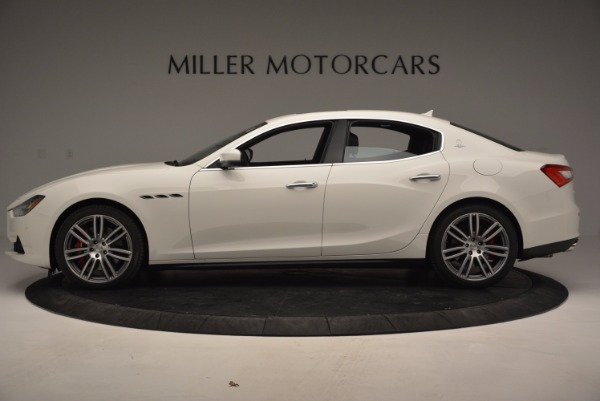 New 2017 Maserati Ghibli for sale Sold at Bentley Greenwich in Greenwich CT 06830 3