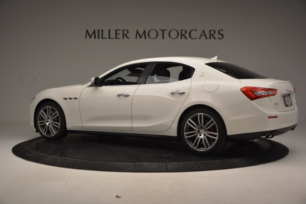 New 2017 Maserati Ghibli for sale Sold at Bentley Greenwich in Greenwich CT 06830 4