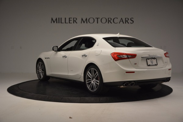 New 2017 Maserati Ghibli for sale Sold at Bentley Greenwich in Greenwich CT 06830 5