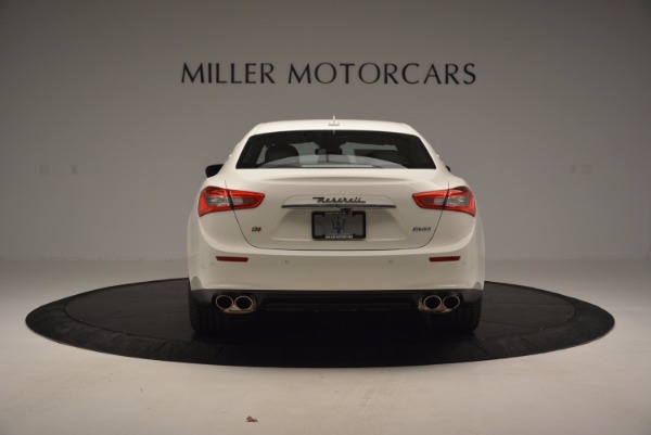 New 2017 Maserati Ghibli for sale Sold at Bentley Greenwich in Greenwich CT 06830 6