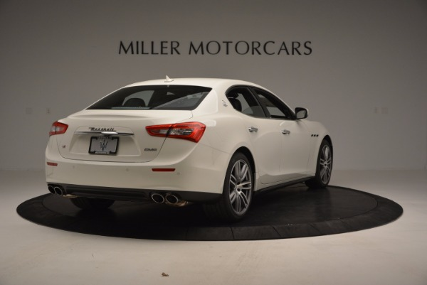 New 2017 Maserati Ghibli for sale Sold at Bentley Greenwich in Greenwich CT 06830 7