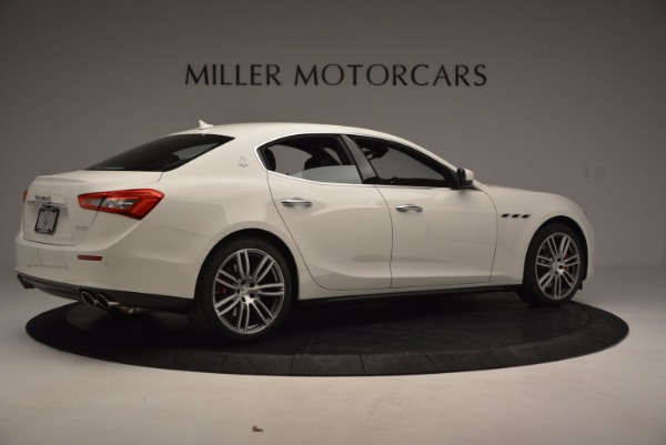 New 2017 Maserati Ghibli for sale Sold at Bentley Greenwich in Greenwich CT 06830 8