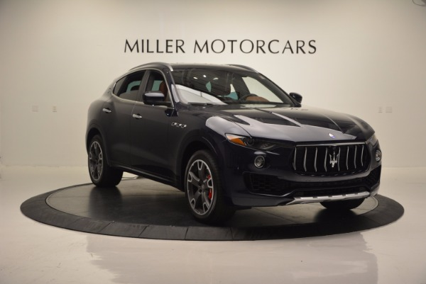 Used 2017 Maserati Levante S for sale Sold at Bentley Greenwich in Greenwich CT 06830 12