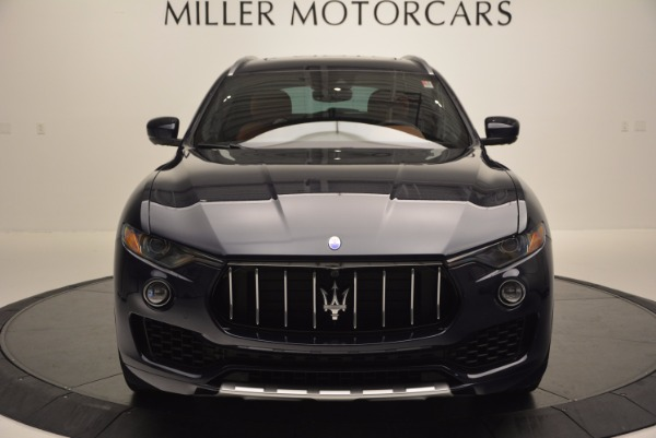 Used 2017 Maserati Levante S for sale Sold at Bentley Greenwich in Greenwich CT 06830 14