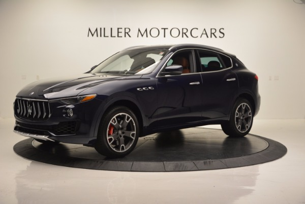 Used 2017 Maserati Levante S for sale Sold at Bentley Greenwich in Greenwich CT 06830 2
