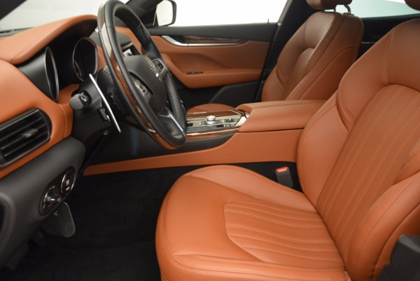 Used 2017 Maserati Levante S for sale Sold at Bentley Greenwich in Greenwich CT 06830 20