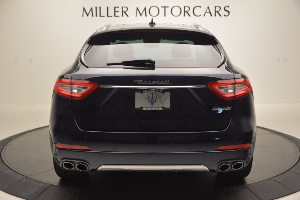 Used 2017 Maserati Levante S for sale Sold at Bentley Greenwich in Greenwich CT 06830 5