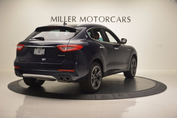 Used 2017 Maserati Levante S for sale Sold at Bentley Greenwich in Greenwich CT 06830 8