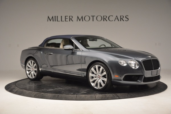 Used 2014 Bentley Continental GT V8 for sale Sold at Bentley Greenwich in Greenwich CT 06830 23