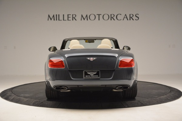 Used 2014 Bentley Continental GT V8 for sale Sold at Bentley Greenwich in Greenwich CT 06830 6