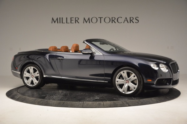 Used 2014 Bentley Continental GT V8 for sale Sold at Bentley Greenwich in Greenwich CT 06830 10
