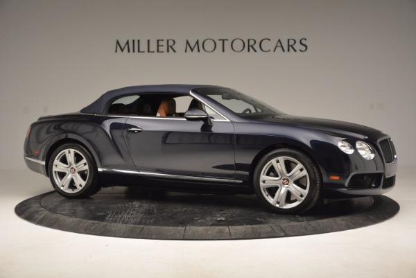 Used 2014 Bentley Continental GT V8 for sale Sold at Bentley Greenwich in Greenwich CT 06830 22