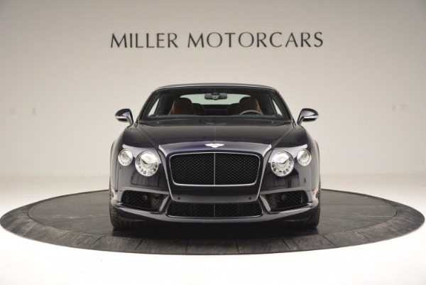 Used 2014 Bentley Continental GT V8 for sale Sold at Bentley Greenwich in Greenwich CT 06830 24