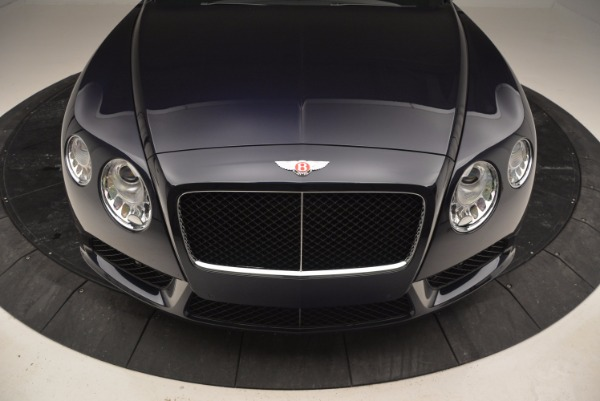Used 2014 Bentley Continental GT V8 for sale Sold at Bentley Greenwich in Greenwich CT 06830 25