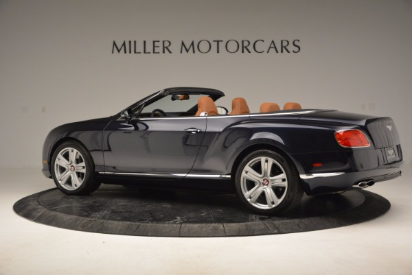 Used 2014 Bentley Continental GT V8 for sale Sold at Bentley Greenwich in Greenwich CT 06830 4